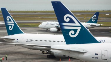 Air New Zealand will increase its domestic capacity 8 per cent this year and offer more than 2 million domestic fares for less than $NZ100 to fend off Jetstar.