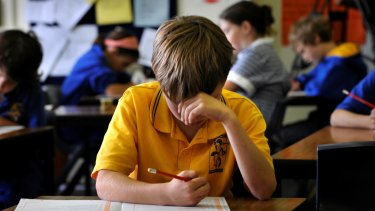 The gap in NAPLAN results showed no signs of improvement.