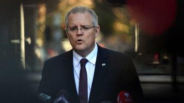 Treasurer Scott Morrison has politicised the inquiry before it has begun.