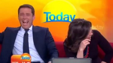It is rumoured Wilkinson was paid just over half her Today co-host Karl Stefanovic's salary.