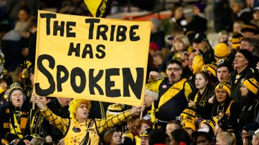 Richmond fans: a tortured, passionate bunch