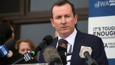 Mark McGowan's government will apologise.