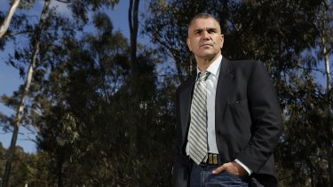 Aboriginal educational leader Chris Sarra is calling for a treaty between Indigenous and non-Indigenous Australians.