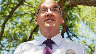 Opposition Leader Luke Foley said he would change the name of the controversial ferry if elected.