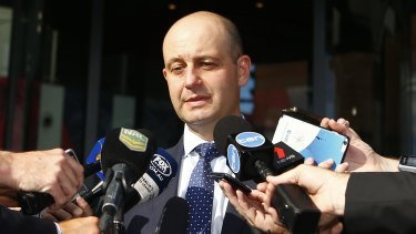 Expected  not to show at crucial meeting: NRL chief Todd Greenberg.