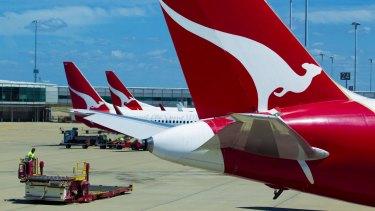 Qantas' first Dreamliner service will take flight in December 2017.