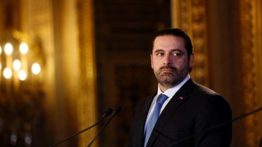 Lebanonese Prime Minister Saad Hariri was summoned to Saudi Arabia for a camping trip, then told to wait.