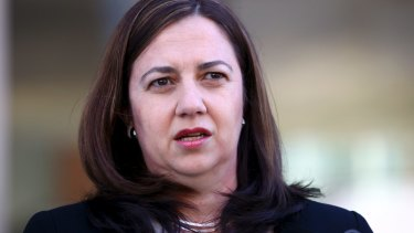 Queensland Premier Annastacia Palaszczuk has asked the Director-General to investigate how the details of Billy Gordon's personnel file, which are protected under privacy provisions, were made public.