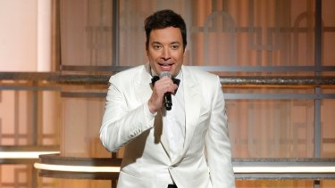 Host Jimmy Fallon didn't prove as controversial as presenters from previous years.