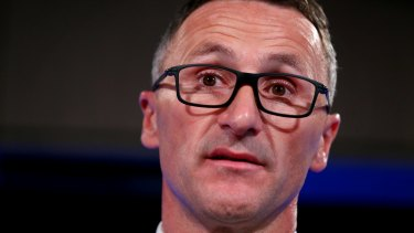 Greens leader Senator Richard Di Natale says all his colleagues should be proud of the work they have done in their portfolios.