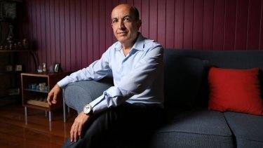Michael Kheiralla, chairman of the Victorian Lebanese Community.