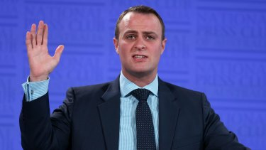 Human Rights Commissioner Tim Wilson: ''This decision is a reminder that our commitment to free speech needs to be consistent, reflected in law and not just rhetoric.''