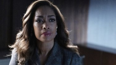 Gina Torres as Jessica Pearson.