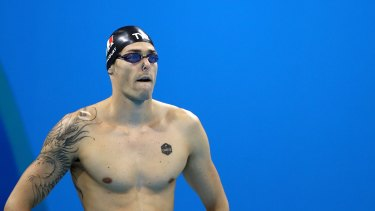 Frenchman Camille Lacourt has joined the chorus of disapproval towards Chinese swimmer Sun Yang