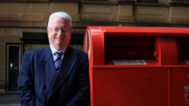 John Stanhope, chair of Australia Post, says he will be sad to see Ahmed Fahour leave as CEO.