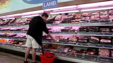 Customers will pay more for a lamb roast this Easter.