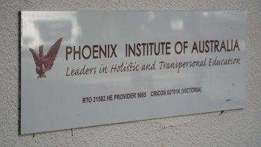 The Phoenix Institute of Australia.