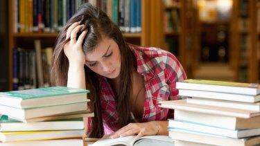Finnish children do less homework.
