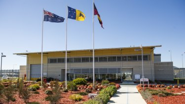 Concerns about inmate treatment at the Alexander Maconochie Centre have been raised.