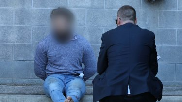 Former Epping Boys High student Tamim Khaja was arrested by counter terrorism police