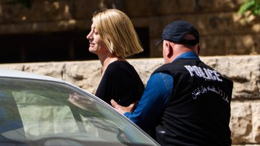 <i>60 Minutes</i> reporter Tara Brown  Brown and her 60 Minutes crew have had the charges dropped and have been released from a Beirut jail.