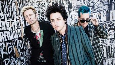 Green Day: more FM rock than pop punk.