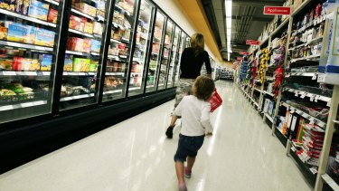 Coles and Woolworths say they are waiting to see if a voluntary code of conduct is ratified before signing up.