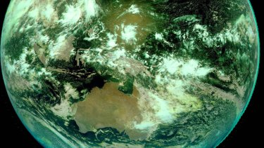 NASA supplies key data for Australia's climate research - and many other countries' efforts.