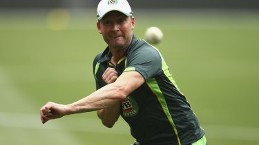 Too many chiefs: Shane Warne reckons his mate Michael Clarke should have a greater say in how the Australian team is run.