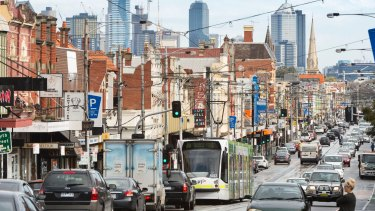 Victorian Treasurer Tim Pallas said the state government was rolling out an infrastructure program.