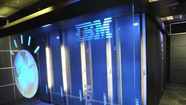IBM relies on government contracts in Australia for millions of dollars of income.