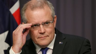 Treasurer Scott Morrison is preparing to hand down his first budget.