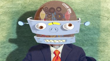 Robo-advisers are already a growing force in financial advice. Bots may also soon be used in retail.