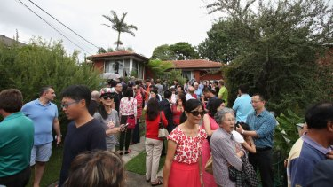 Australian real estate has experienced a sustained, strong period of house price growth in suburbs traditionally favoured by Chinese buyers.