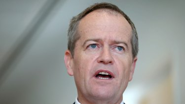 Opposition Leader Bill Shorten says Labor supports regional processing in offshore facilities.