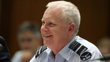 Chief of the Defence Force Air Chief Marshal Mark Binskin says the collapse of the Mosul Dam would be a humanitarian disaster.