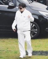 Jackie Chan at work at Moore Park.