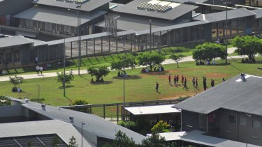 Christmas Island is best known for its detention centre.