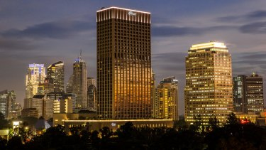 Jakarta is one the cities named as needing to manage the social and environmental impacts of fast-growing and sprawling populations.