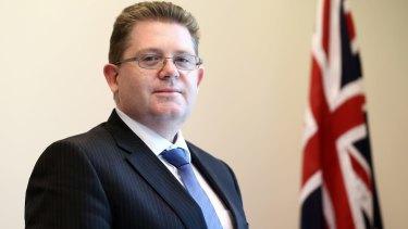Minister for Vocational Education and Skills Scott Ryan says he instinctively likes diversity.