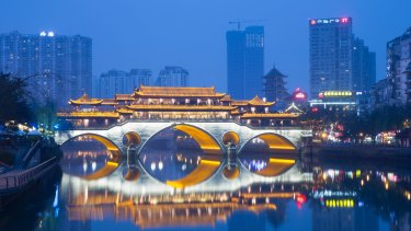 China's weakness has prompted a downgrade.