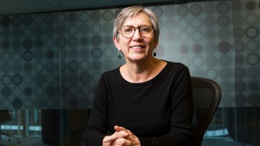 Judi Jones can't pin-point why consumers seem so disappointed with the NBN.