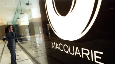 "Macquarie is ""open for a dialogue"" about a victims compensation scheme that could be established for the whole industry."