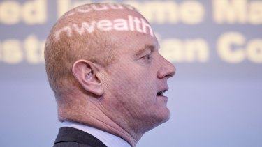 CBA chief executive Ian Narev says AUSTRAC is a forceful regulator doing its job.