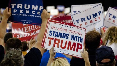 Trump's hardline stand on migrants has been a cornerstone of his campaign