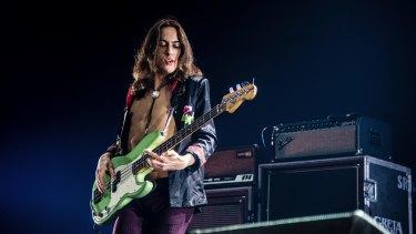 Sam Kiszka cites Bob Dylan as a musical influence.