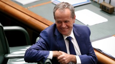 Bill Shorten says the government has not gone far enough in its crackdown on high-end superannuation tax concessions.
