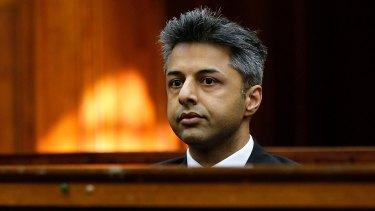 ACQUITTED: Shrien Dewani was found not guilty of murder.