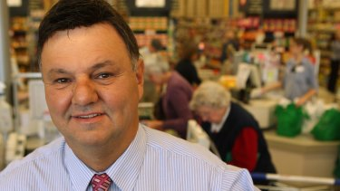 Ritchies Stores chairman Fred Harrison says IGA retailers are 'smarter and wiser' after a few tough years.