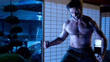 Never say never: Jackman is back As Wolverine for the last time in <i>Logan</I>.